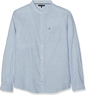 Tommy Hilfiger L/S Shirts/Woven Tops For Boys