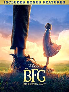 The BFG (Plus Bonus Features)