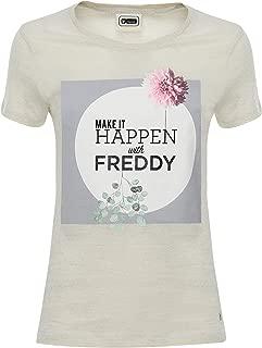 FREDDY T-Shirt in Jersey Fiammato Fall Winter 1976