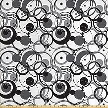Best bold geometric fabric Reviews