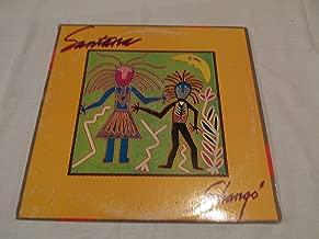 santana shango vinyl