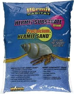 Hermit Habitat Terrarium Sand, 2-Pound, Blue