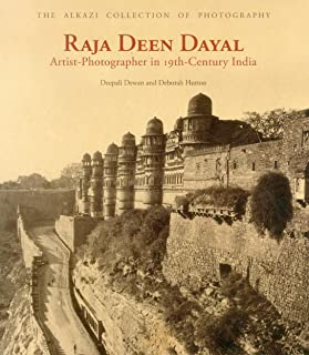 Raja Deen Dayal: Artist-Photographer in 19th-Century India
