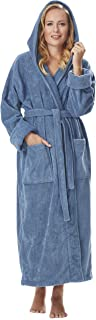 Best organic cotton hooded robe Reviews