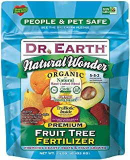 Dr. Earth Organic & Natural MINI Natural Wonder Fruit Tree Fertilizer ( 1 lbs )