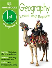 DK Workbooks: Geography, First Grade: Learn and Explore