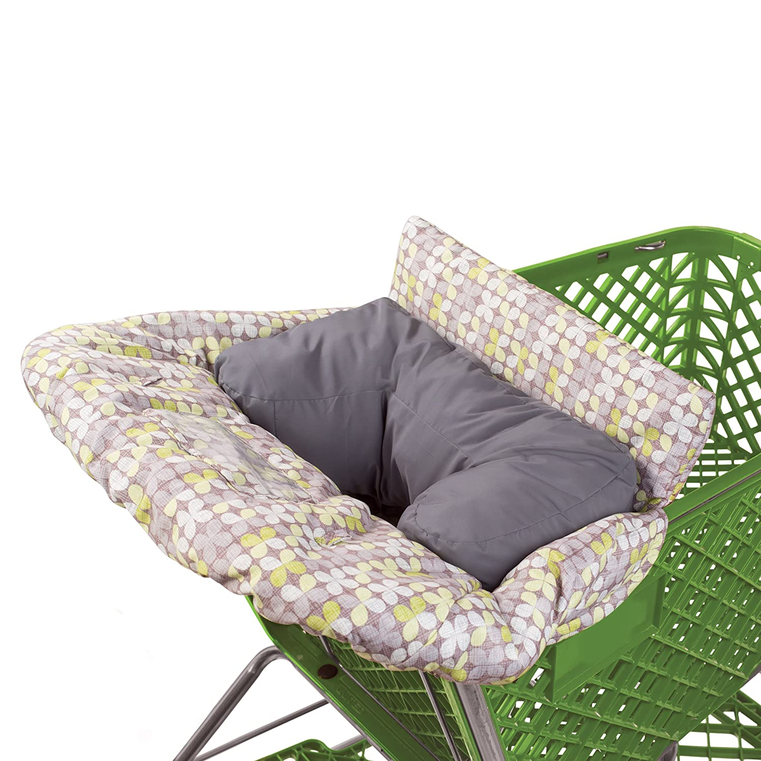 Summer 2-in-1 Cushy Cart Cover and Seat Positioner