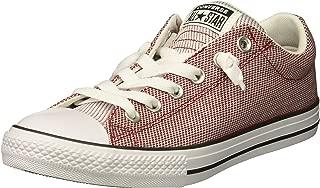 Converse Kids' Street Woven Canvas Slip on Sneaker