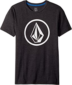 Volcom Kids - Circle Stone Short Sleeve Tee (Big Kids)
