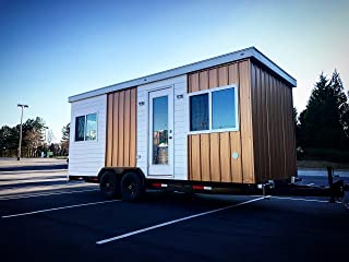 Tiny House On Wheels - Park Model RV - High End RV Travel Trailer
