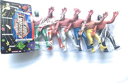 Mexican Plastic Wrestlers 4