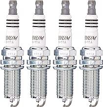 NGK 6858 DFH6B-11A Laser Iridium Spark Plug, 4 Pack
