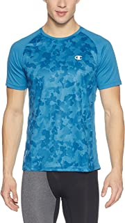 Champion By fbb Men's Solid Regular Fit T-Shirt