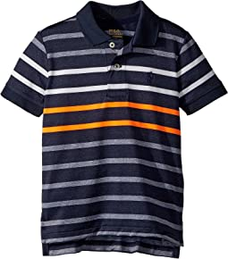Polo Ralph Lauren Kids - Performance Stretch Lisle Polo (Toddler)