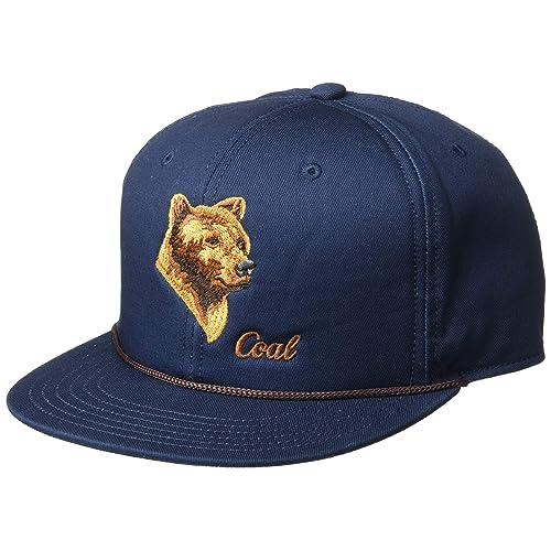 cdc3af7b54170 Coal Men s The Wilderness Hat Adjustable Snapback Cap