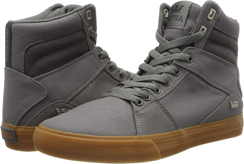 Chaussures de Skateboard Mixte Supra Aluminum