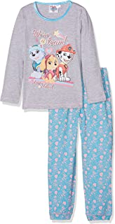 01977c7fc79d2 Nickelodeon Paw Patrol We are A Team Ensemble de Pyjama Fille