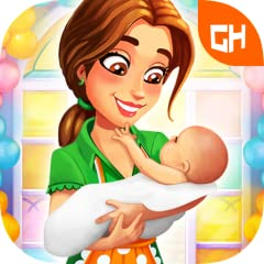 WELCOME THE NEW DELICIOUS FAMILY MEMBER and be a part of this heart-felt stage in Emily's life PLAY 60 TOUCHING TIME MANAGEMENT LEVELS and 30 extra challenging bonus levels GUIDE EMILY THROUGH HER PREGNANCY and witness her many ups and downs first ha...