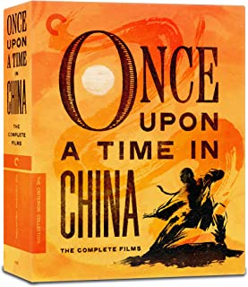 Once Upon a Time in China: The Complete Films [Blu-ray]