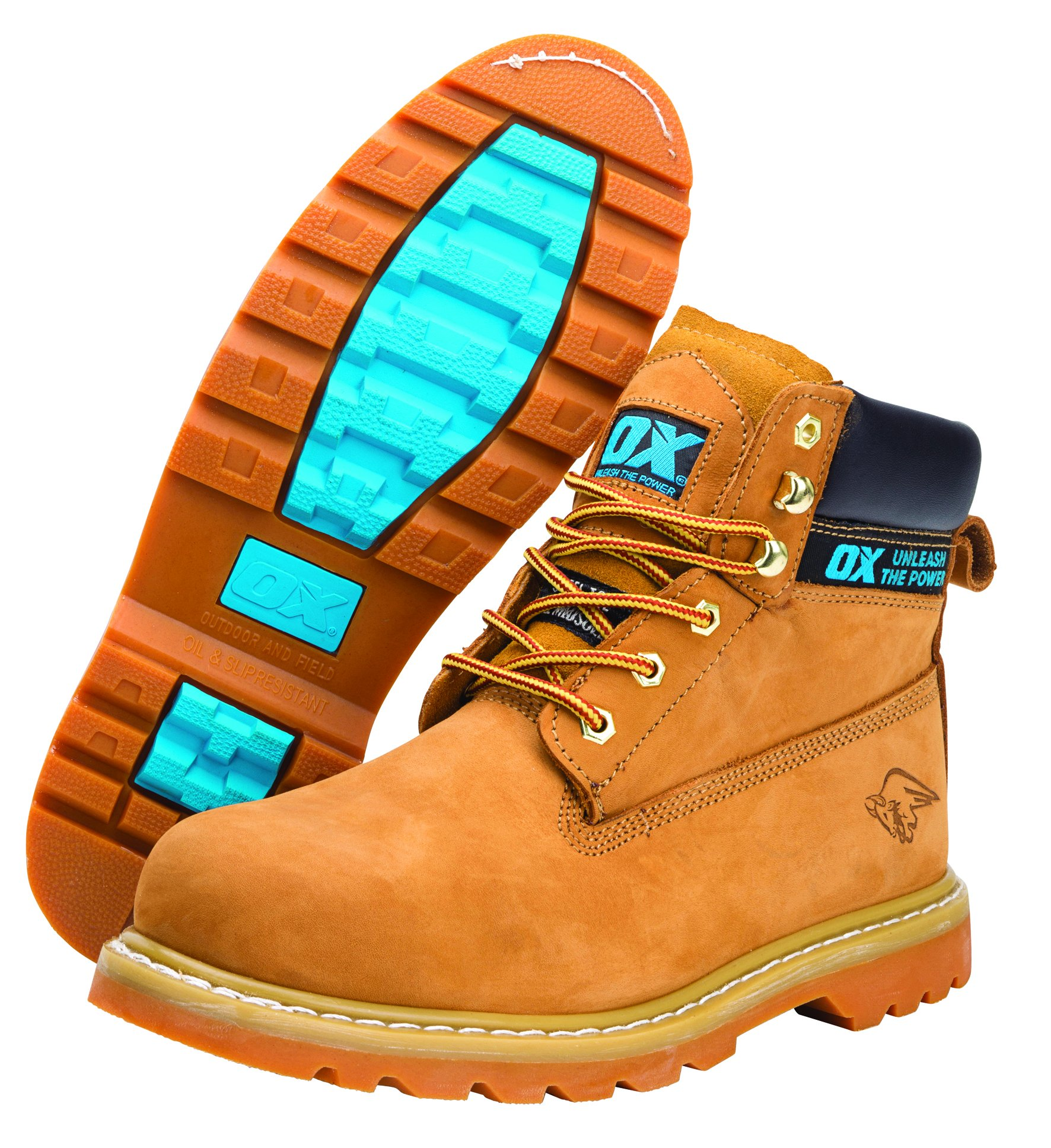 OX Safety Boots - Industrial Grade