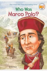 Who Was Marco Polo? (Who Was?) Kindle Edition