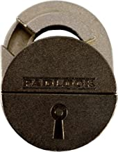 BePuzzled Padlock Hanayama Cast Metal Brain Teaser Puzzle (Level 5) Puzzles For Kids & Adults Ages 12 & Up