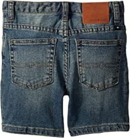 Lucky Brand Kids - Five-Pocket Denim Shorts in Yorba Linda (Toddler)