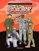 Best soldier cartoon drawing Reviews