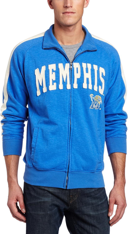 Colosseum NCAA Memphis Tigers Albuquerque Mall Royal New Free Shipping Jacket Pinnacle