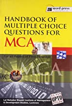 Handbook Of Multiple Choice Questions For Mca