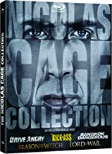The Nicolas Cage Collection (Drive Angry / Kick-Ass / Bangkok Dangerous / Season of the Witch / Lord of War) (Bilingual) [...