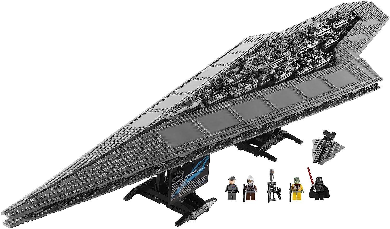 Amazon.com: LEGO Star Wars Super Star Destroyer 10221 ...