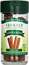 Frontier Herb Cinnamon Sticks, Whole, 2.75 Inch, 1.28 oz