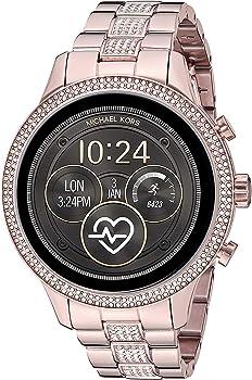 Michael Kors Access Runway Stainless Steel Touchscreen Smartwatch