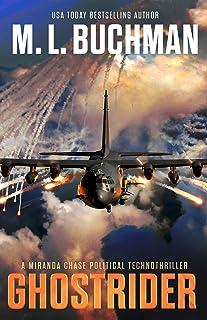 Ghostrider: a political technothriller (Miranda Chase Book 4)