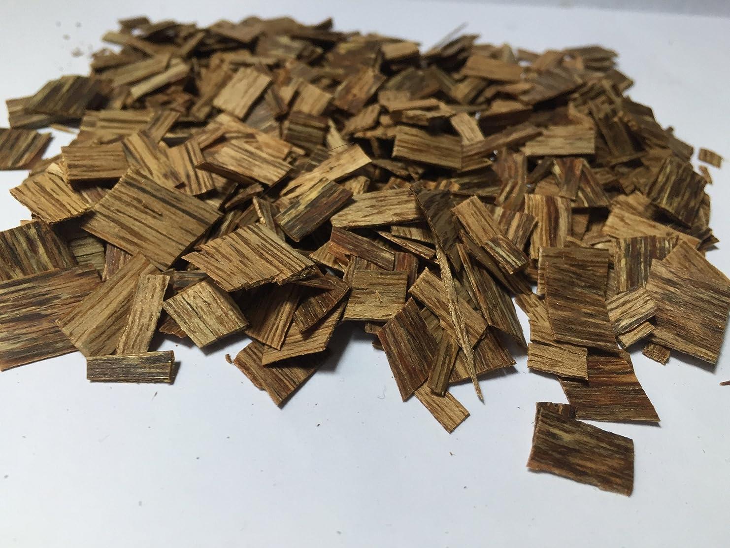 一貫した明快繊維oudwoodvietnam. Com元Natural Wild Agarwood OudチップGrade A + | 60グラムお香アロマ
