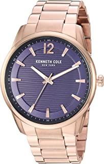 Best kenneth cole rose gold watch mens Reviews