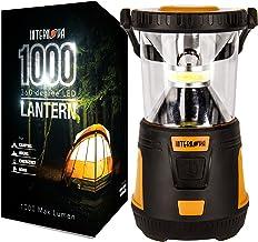 Internova 1000 LED Camping Lantern - Massive Brightness...