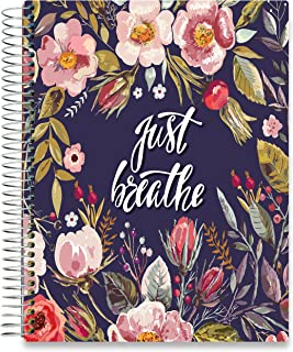 Tools4Wisdom Planner 2019-2020 Academic Year - 8.5 x 11 Hardcover - Spring Flowers Cover