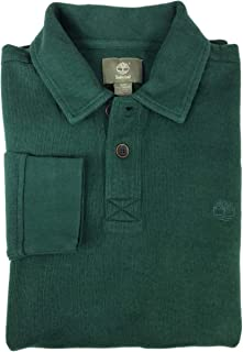 Timberland Men's Long Sleeve Cotton Sweatshirt