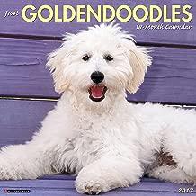 Just Goldendoodles 2017 Wall Calendar (Dog Breed Calendars)