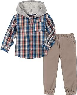 Kids Headquarters Baby-Boys 2 Pieces Shirt Pants Set Pants Set