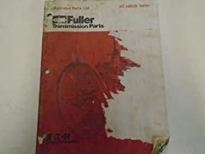 1982 Eaton Fuller RT-14609 Series Transmissions Parts Catalog OEM Used Book ***