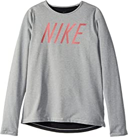 Nike Kids - Pro Warm Long Sleeve Top (Little Kids/Big Kids)