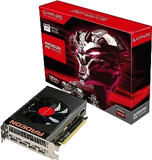 Sapphire Radeon R9 Nano 4G HBM Radeon R9 Nano 4GB High Bandwidth Memory (HBM) - Tarjeta gráfica (AMD, Radeon R9 Nano, 4096 x 2160 Pixeles, 1000 MHz, 4096 x 2160 Pixeles, 4 GB)