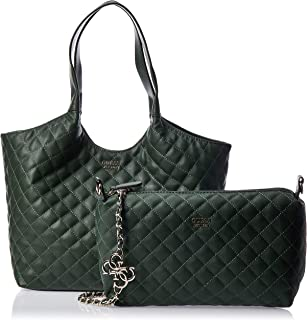 GUESS Womens Handbags, Green (Forest) - VG743623
