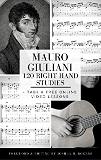 giuliani 120 right hand studies tab