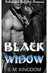 Black Widow: Billionaire Bad Boy Romance Kindle Edition