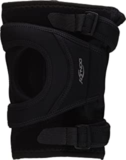 DonJoy Tru-Pull Lite Knee Support Brace: Left Leg, Large