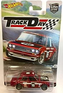 Hot Wheels Track Day Datsun Bluebird 510 1:64 Die Cast Vehicle